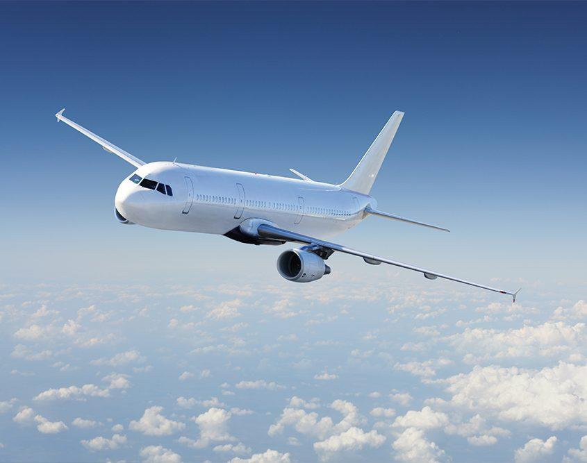 Anwendungsbeispiel Transportation Flugverkehr